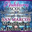Ashtara at San Marcos Metaphysical and Holistic Fair