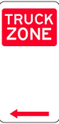 Truck zone small