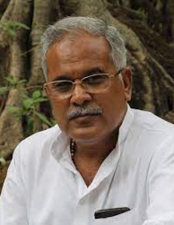 Chief Minister Bhupesh Baghel