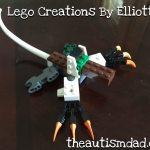Lego creations by Elliott: The Ferret