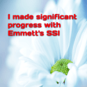 I made significant progress with Emmett's SSI