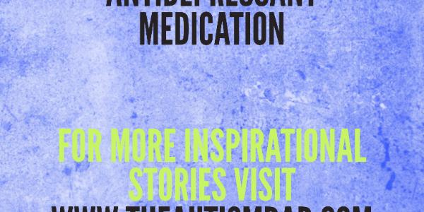 Update on my new antidepressant medication