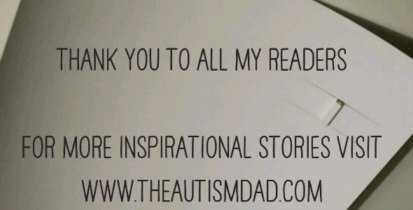 Thank you to all my readers