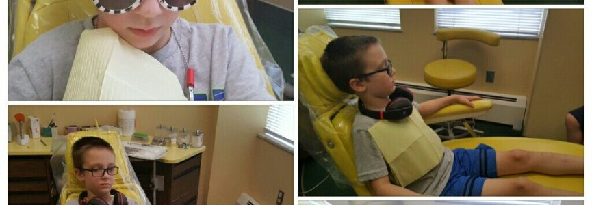 You won't believe what we went through just trying to get Emmett to the dentist
