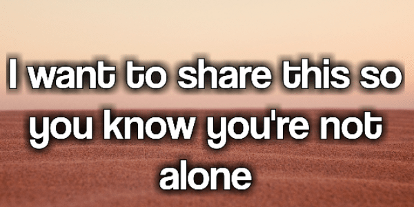 Confessions of an #Autism Dad: I want to share this so you know you're not alone