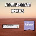A few important updates