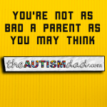 You're not as bad a parent as you may think