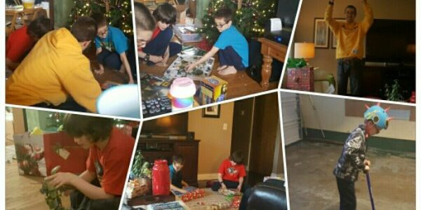 Christmas with the Gorski's: A Special Needs approach to celebrating Christmas