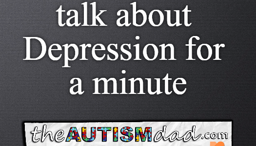 We NEED to talk about #Depression for a minute