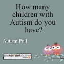 (Autism Poll) How many children with #Autism do you have?