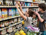 I took all 3 of my #Autistic kids to the grocery store today