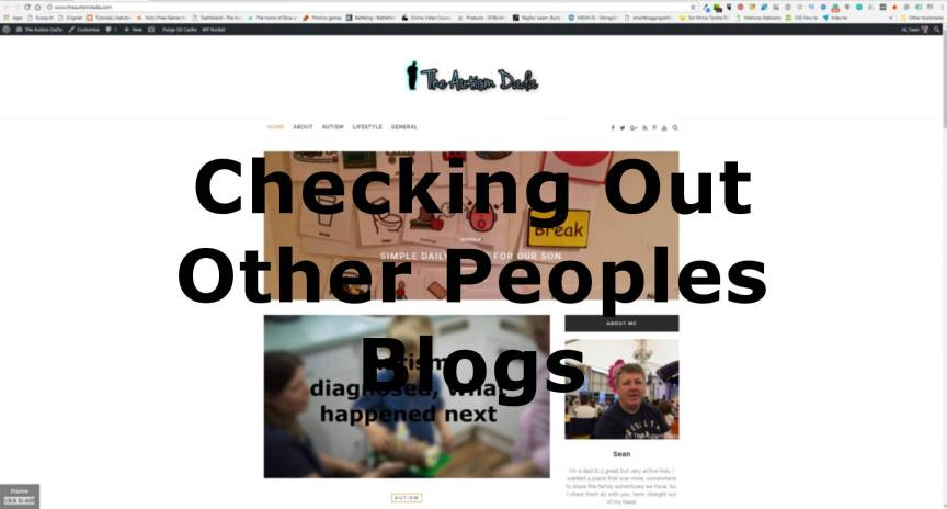 Other Peoples Blogs