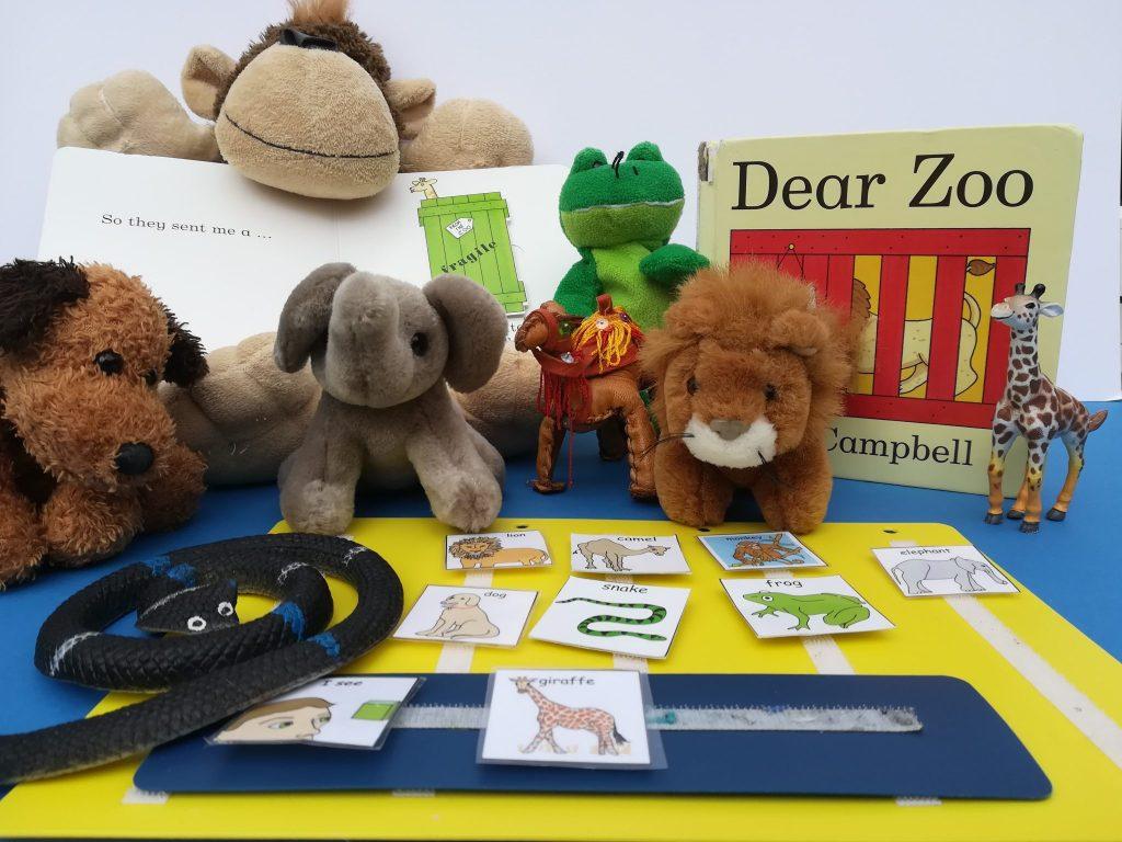 Dear Zoo PECS