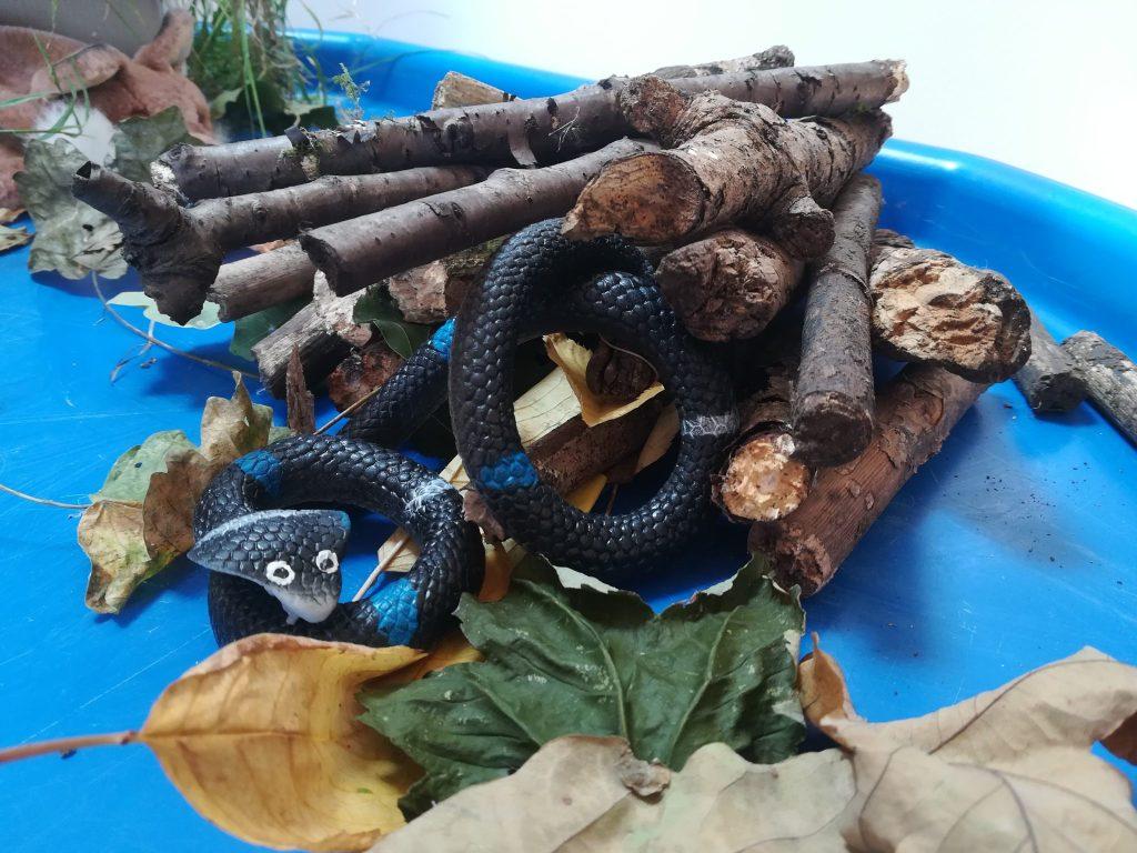 Gruffalo Snake