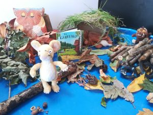 Gruffalo Messy Play