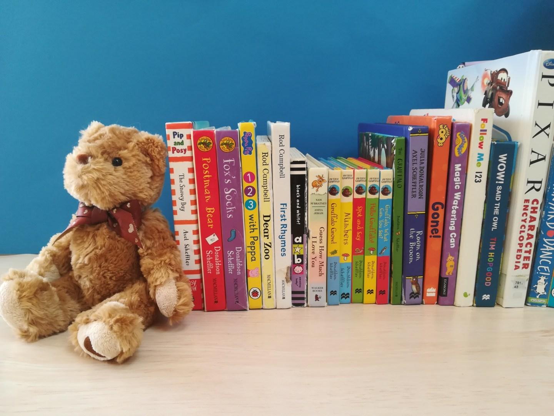 100 books for under 5's, visual books autistic child