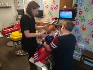 EK Hair Bristol, Autism Friendly Haircuts