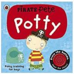 Pirate Pete Potty, 100 books for under 5's
