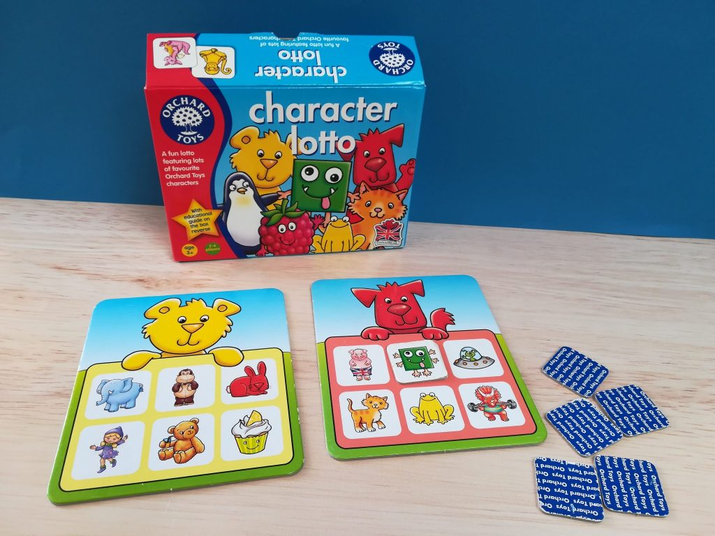 Character Lotto Orchard Toys