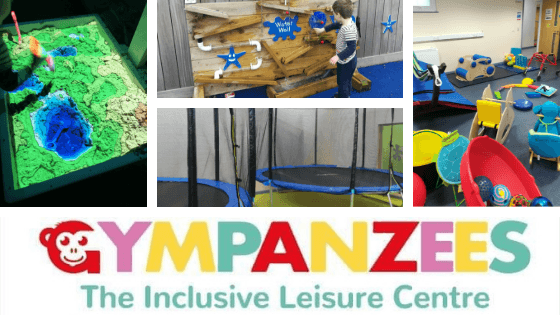 Gympanzees Easter Pop Up