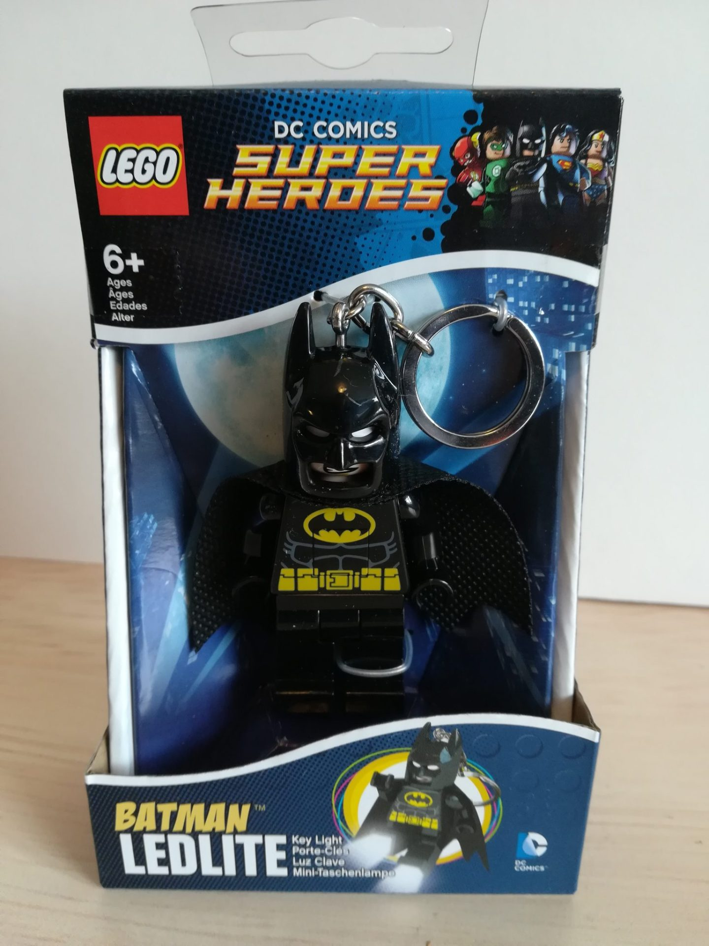 Batman LEGO Key Light