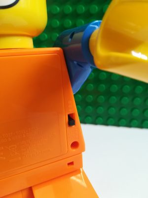 LEGO Key lights and torch review