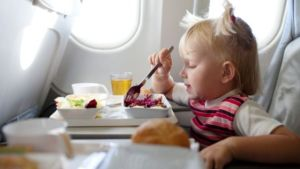Flying with autistic kids