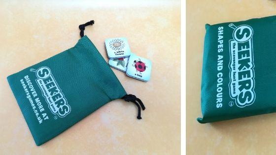 Mini seekers bag