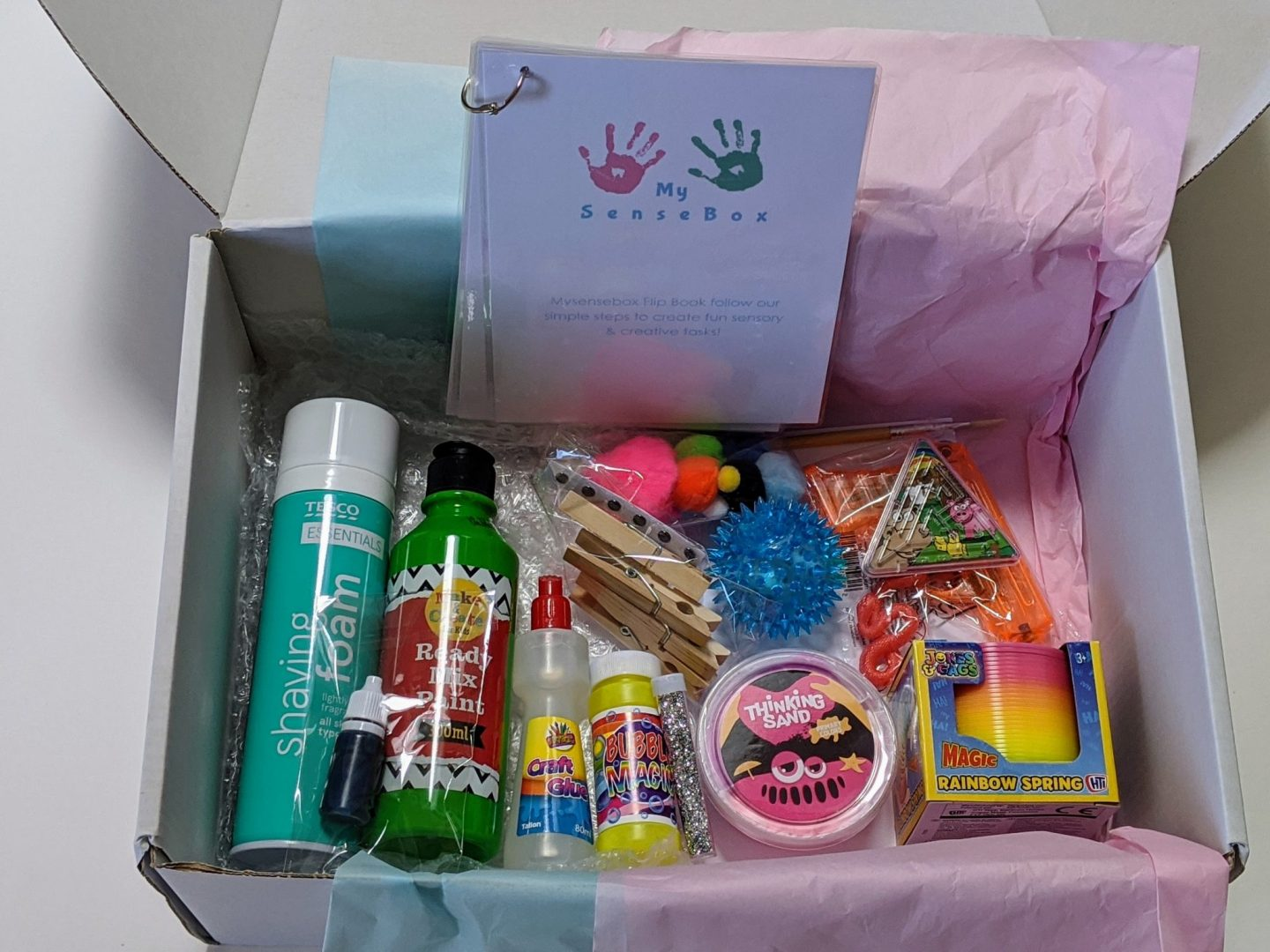 Mysensebox