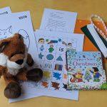 PECS Christmas Activity Book Set