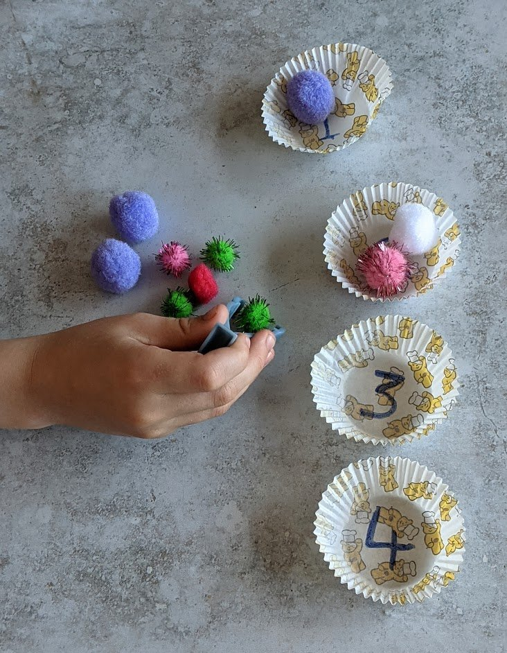 cupcake counting portrait 2