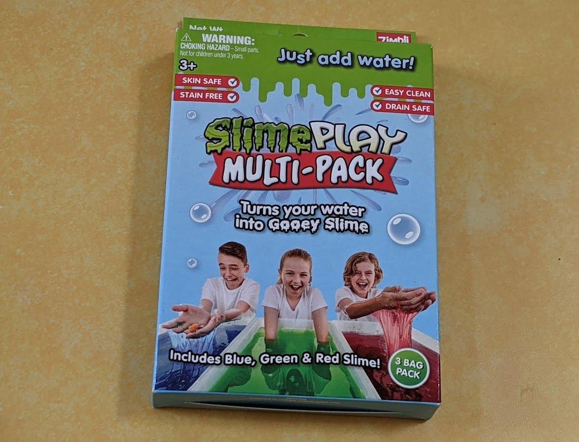 Slime play multi pack