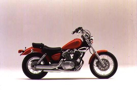 Yamaha Virago 250 2007