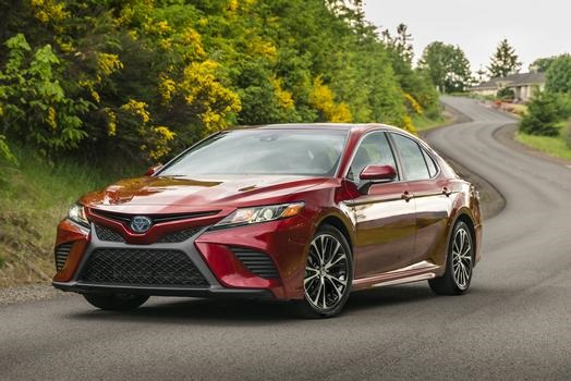 2018 toyota camry review camry xle
