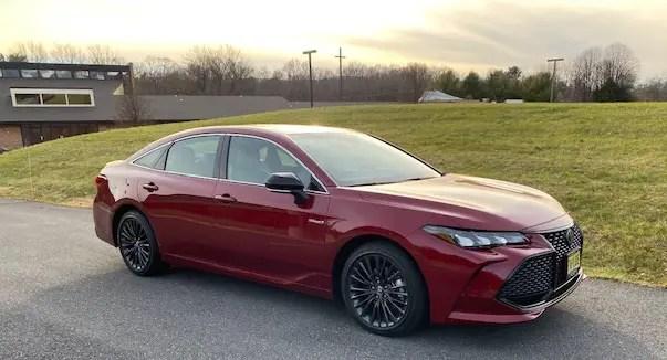 2020 Toyota Avalon Hybrid Xse Review By John Helig