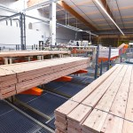 sawmill automation with variable speed drives