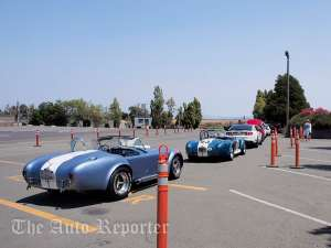 Line Up At Sonoma Raceway For Wine Country Tour