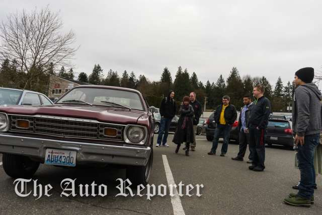 Super Bowl Sunday_Seattle Cars and Coffee_37