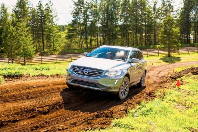 2016 Volvo XC60 T6 Mudfest 2016