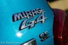 2017 Mitsubishi Mirage G4 SE sedan _ 22