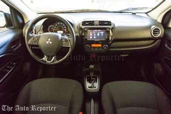 2017 Mitsubishi Mirage G4 SE sedan _ 27