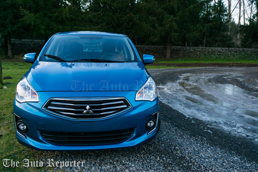 2017 Mitsubishi Mirage G4 SE sedan _ 38