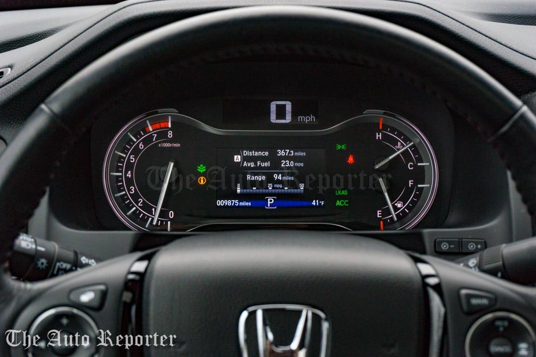 2017 Honda Ridgeline Black Edition _ 26