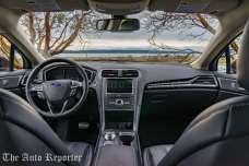 2017 Ford Fusion Hybrid _ 28