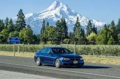 2017 Run to the Sun _ BMW M550i 3