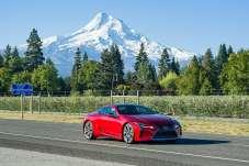 2017 Run to the Sun _ Lexus LC 500 3