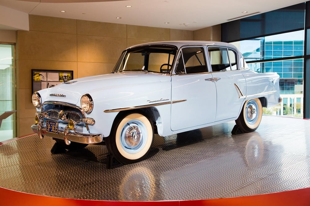 Toyota North America turns 60_06_Toyopet Crown