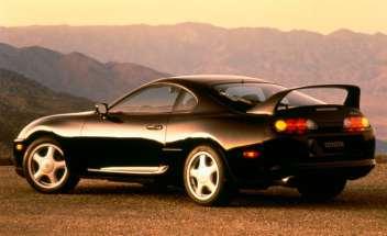 Toyota North America turns 60_07_Toyota Supra