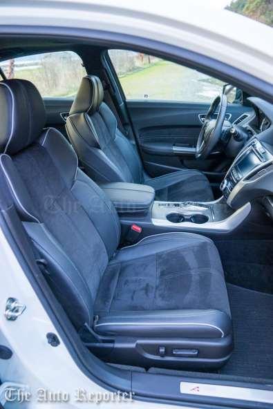 2018 Acura TLX V6 A-Spec SH-AWD_112