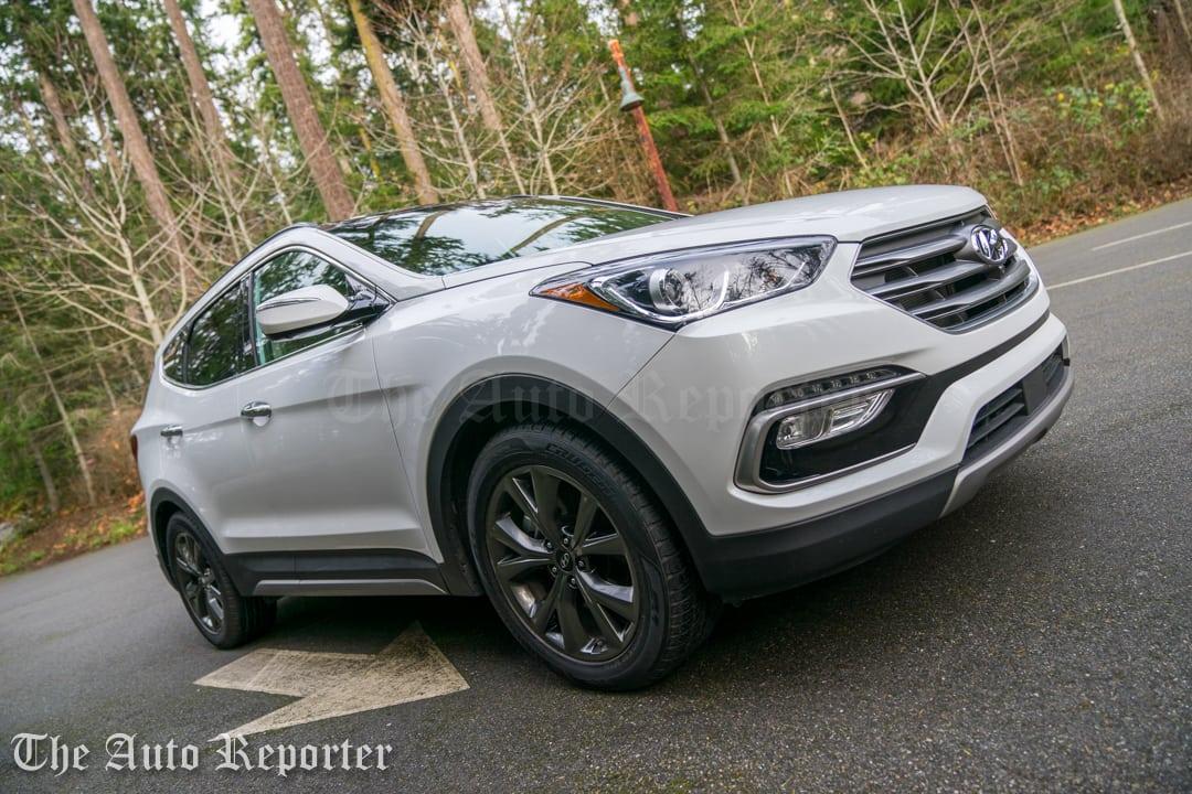2018 Hyundai Santa Fe Sport 2.0T Ultimate AWD_12